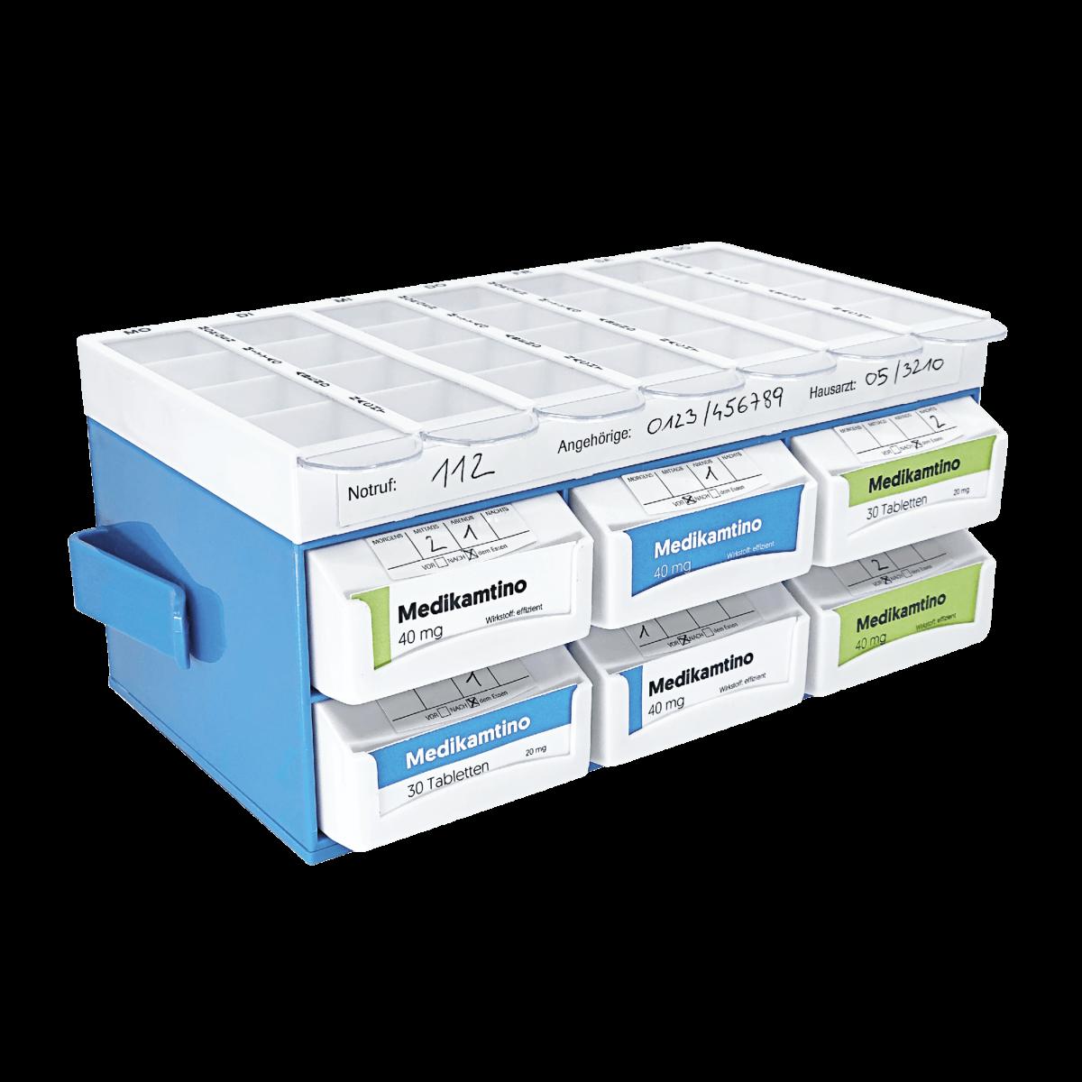 PillBase Basic